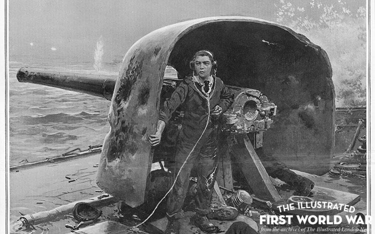 Battle Of Jutland Ww1
